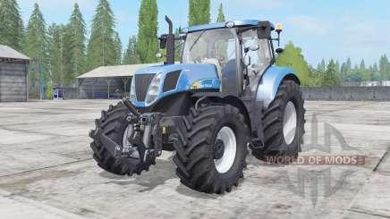 New Holland T7000-series 2009 для Farming Simulator 2017