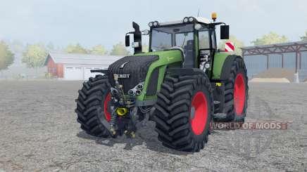 Fendt 924 Vario reverse gear для Farming Simulator 2013