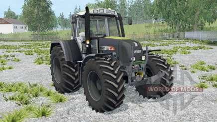 Fendt 820 Vario TMS animated element для Farming Simulator 2015