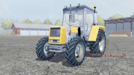 Renault 61.14 front loader для Farming Simulator 2013