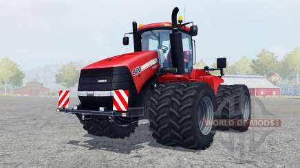 Case IH Steiger 600 all wheel steer для Farming Simulator 2013