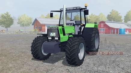 Deutz-Fahr AgroStar 6.31 added wheels для Farming Simulator 2013