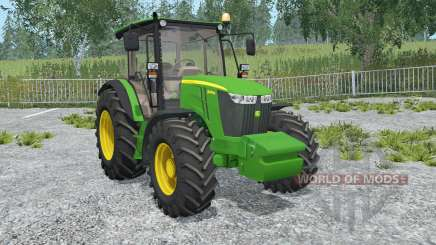 John Deere 5085M washable для Farming Simulator 2015