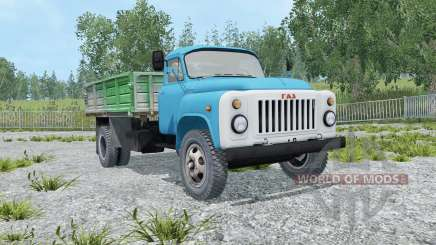 ГАЗ-САЗ-3507 открывание дверей для Farming Simulator 2015