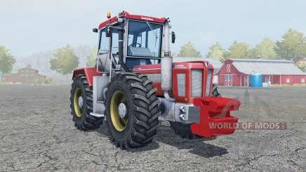 Schluter Super-Trac 2500 VL add disc weight для Farming Simulator 2013