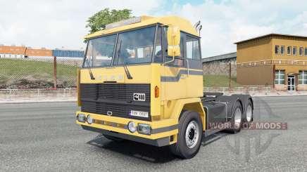 Sisu M-series для Euro Truck Simulator 2