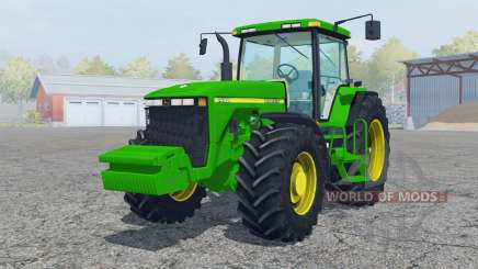 John Deere 8400 animated element для Farming Simulator 2013