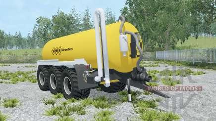 Veenhuis Profi-Line 25.000 L Triple-Axle для Farming Simulator 2015