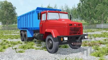 КрАЗ-6130С4 для Farming Simulator 2015