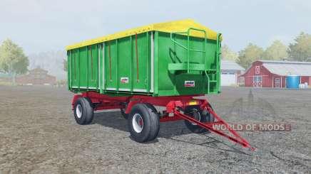 Kroger Agroliner HKD 302 pantone green для Farming Simulator 2013