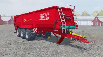 Krampe Bandit 980 fertilizer для Farming Simulator 2013