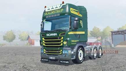 Scania R500 Topline для Farming Simulator 2013