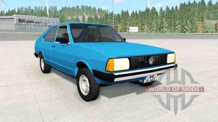Volkswagen Passat 3-door (B1) 1977 для BeamNG Drive