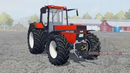 Case International 1455 XL vivid red для Farming Simulator 2013