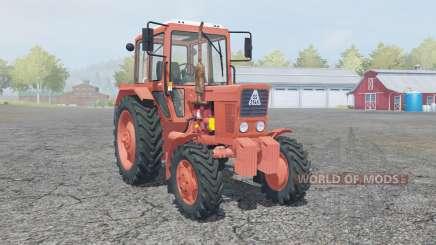 МТЗ-82 Беларус ручное зажигание для Farming Simulator 2013