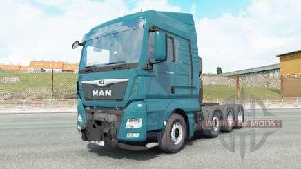 MAN TGX XLX 8x4 для Euro Truck Simulator 2