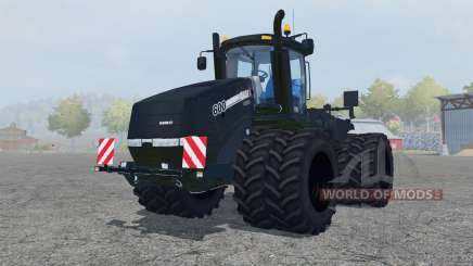 Case IH Steiger 600 black для Farming Simulator 2013