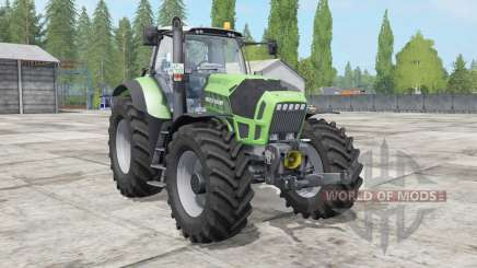 Deutz-Fahr Agrotron X 720 для Farming Simulator 2017