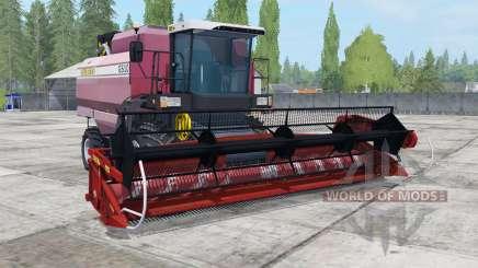 Палессе GS10 умеренно-розовый окрас для Farming Simulator 2017