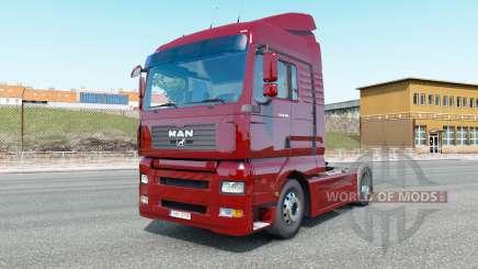 MAN TGA 18.440 XLX-Fahrerhaus для Euro Truck Simulator 2