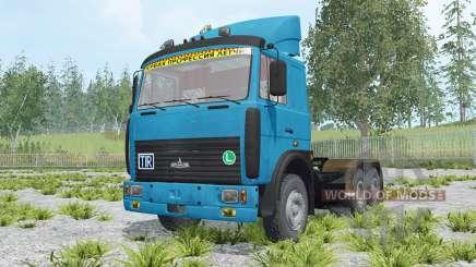 МАЗ-642208 6x6 для Farming Simulator 2015