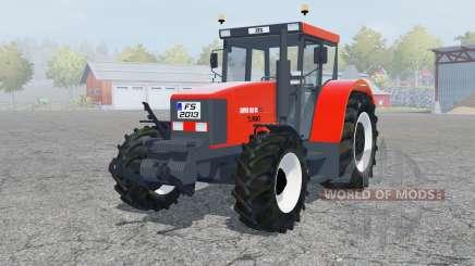 ZTS 16245 Super для Farming Simulator 2013