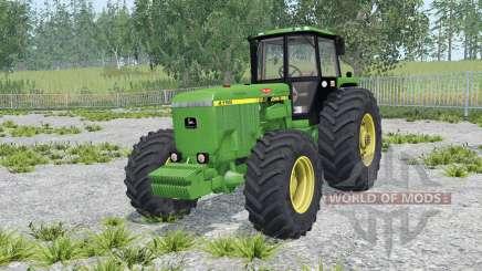 John Deere 4755 IC control для Farming Simulator 2015