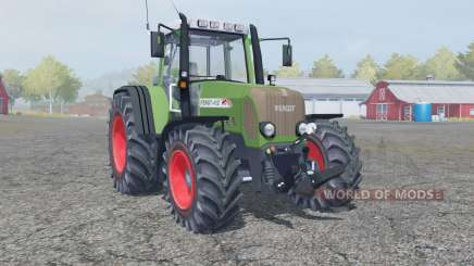 Fendt 412 Vario TMS для Farming Simulator 2013