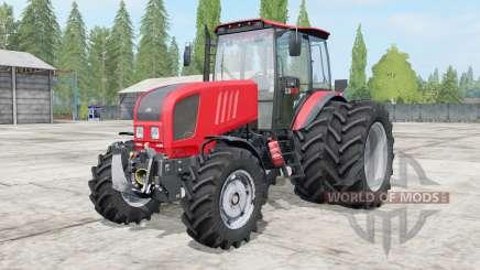 МТЗ-1822.3 Беларус консоль погрузчика для Farming Simulator 2017