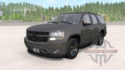 Chevrolet Tahoe (GMT900) 2008 для BeamNG Drive