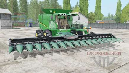 John Deere S600 US version для Farming Simulator 2017