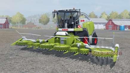 Claas Jaguar 980〡Orbis 900 для Farming Simulator 2013