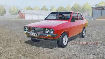 Dacia 1410 Sport для Farming Simulator 2013