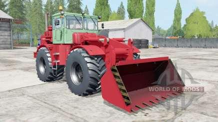 Кировец К-710М ПК-4 для Farming Simulator 2017