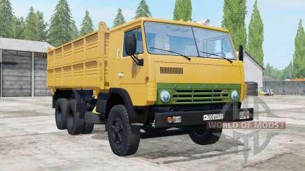 КамАЗ-55102 с прицепом для Farming Simulator 2017