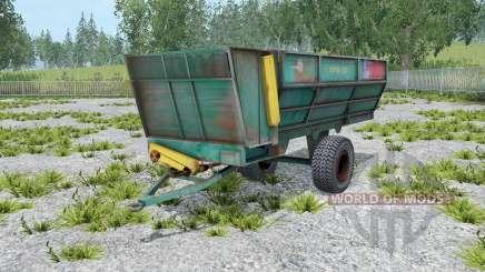 КРФ-10 для Farming Simulator 2015