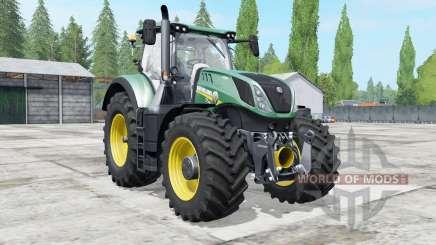 New Holland T7.290 and T7.315 для Farming Simulator 2017
