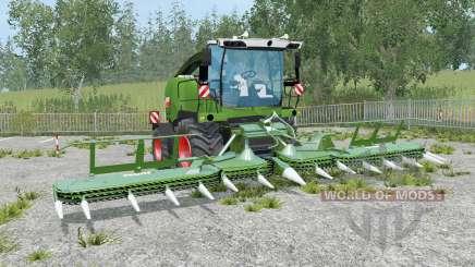 Fendt Katana 65 real exhaust для Farming Simulator 2015