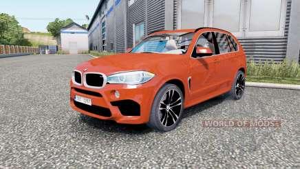 BMW X5 M (F15) для Euro Truck Simulator 2