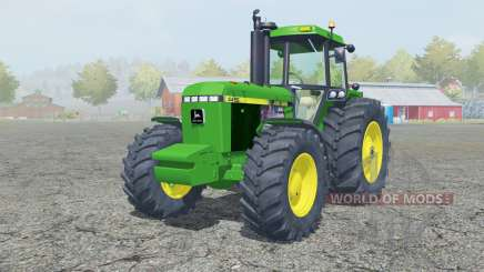 John Deere 4455 для Farming Simulator 2013