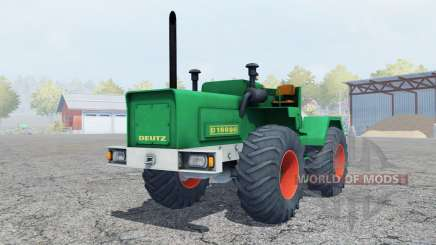 Deutz D 16006 для Farming Simulator 2013