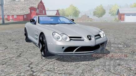 Mercedes-Benz SLR McLaren (C199) 2003 для Farming Simulator 2013