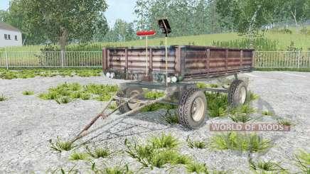 Autosan D-47 rusty для Farming Simulator 2015