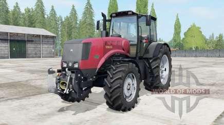 МТЗ-2822ДЦ Беларус для Farming Simulator 2017