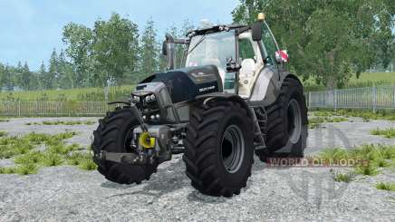 Deutz-Fahr 7250 TTV Warrior для Farming Simulator 2015