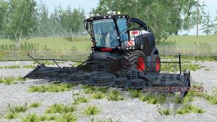 Claas Jaguar 980 Black Beauty для Farming Simulator 2015