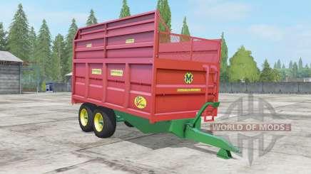 Marshall QM-11 silage and grain для Farming Simulator 2017