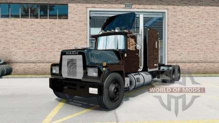 Mack RS700 Rubber Duck для American Truck Simulator