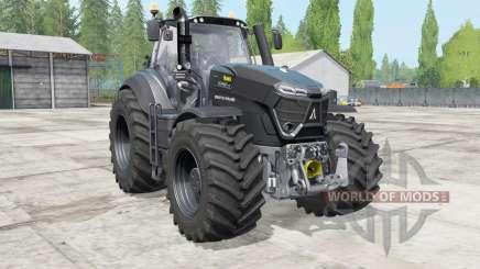 Deutz-Fahr 9-series TTV Warrior для Farming Simulator 2017