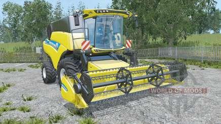 New Holland CR6.90 small change для Farming Simulator 2015